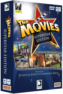 The Movies: Superstar Edition - Exclusive Content